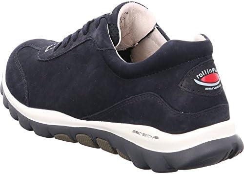 Gabor Comfort NV 46.965.46 813028 - Zapatillas de Running para Mujer, Color Azul: Amazon.es: Zapatos y complementos