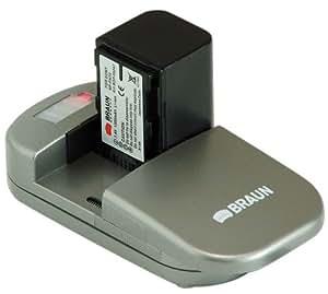Braun 59405 - Cargador inteligente universal para las baterías de iones de litio recargables y de polímero de litio