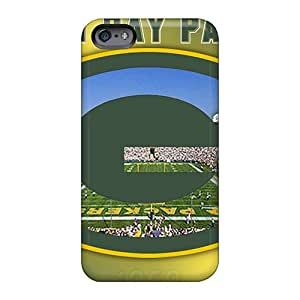 TimeaJoyce Apple Iphone 6 Plus Excellent Hard Phone Cases Customized HD Green Bay Packers Pictures [xxA1953LEEI]