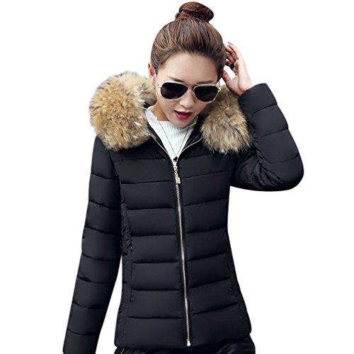 Elegant Hiver Sentao Femme Manteau Court Veste Jacket zAzZSwXxq