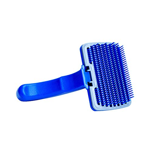 alignmentpai Pet Slicker Brush, Pet Comb for Dogs and Cats, Puppy Grooming Cleaning Shedding Hair Removal Comb S