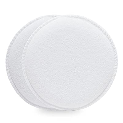 Leather Milk Leather Conditioning and Cleaning Premium Applicator Pads. 2-Pack. Perfect for Leather Restoration, Cleaning, and Conditioning