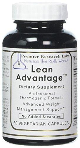 Premier Research Labs Quantum Lean Advantage, 240 VCaps , Weight Management Support by Quantum / Premier Research