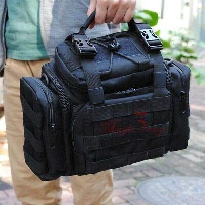 FidgetGear Craftman Build Worker Gardening Tool Bag Storage Pouch Heavy Duty Waist Shoulder