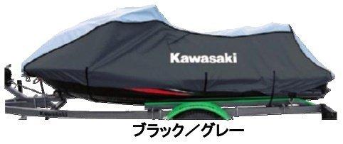 ジェットスキー舟艇カバー16 J2606-0030-BK B01GH39KSQ