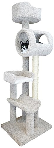 New Cat Condos 190171-Neutral Activity Tree, Large, Neutral (Maine Coon Cats For Sale In Maine)