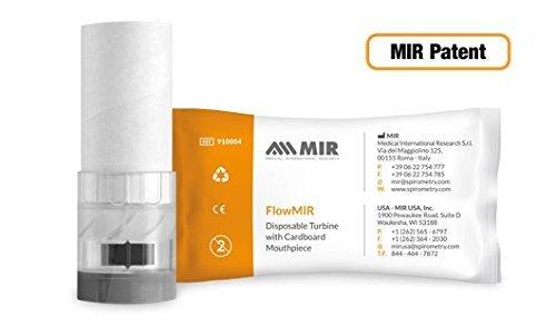 Medical International Research, FlowMIR Disposable Turbines, 910004, Disposable Turbines, ()