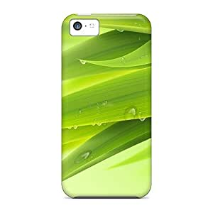 New Premium Case Cover For Iphone 5c/ Early Morning Bamboo Protective Case Cover