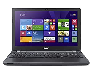 "Acer Aspire E5-571 - Portátil de 15.6"" (Intel Core i5 4210Y, 4 GB de RAM, Disco HDD de 1 TB, Intel HD Graphics 4200, Windows 8 ), negro -Teclado QWERTY Español"