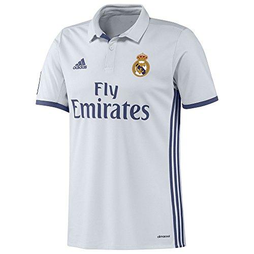 に対応する悪党スキッパーadidas Real Madrid Home Jersey 2016-17 YOUTH/サッカーユニフォーム レアル?マドリード ホーム用 ジュニア向け