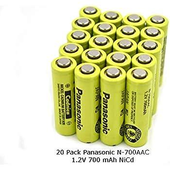 Amazon.com: Contractor Pack - 20 Pcs - New Panasonic AA