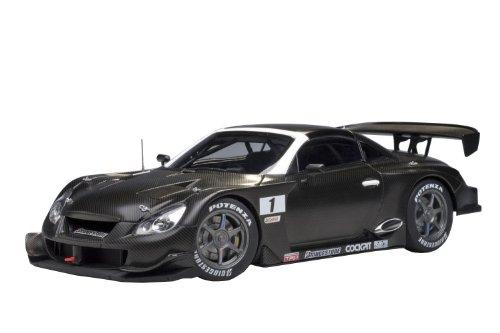 1/18 レクサス SC430 SUPER GT 2006 テストカー #1(ブラック×ホワイト) 38514