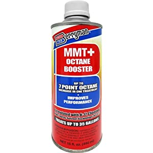 Berryman 1516 MMT+ Octane Booster Fuel Treatment - 15 oz.