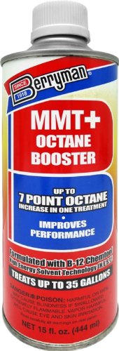 Berryman 1516 MMT+ Octane Booster Fuel Treatment – 15 oz.