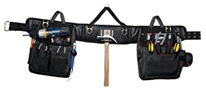 Carhartt Legacy Tool Belt Deluxe, Black