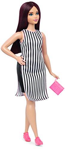 NEW Barbie Evolution Fashionista Doll Neon Yellow Bag Handbag Purse Clutch 1