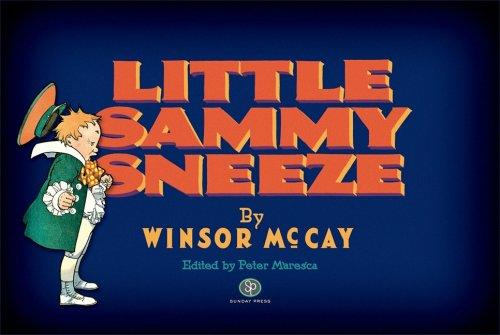 Little Sammy Sneeze PDF