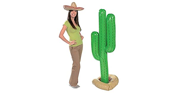 Amazon.com: Hinchable cactus 68: Kitchen & Dining