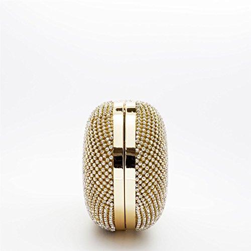 Sac London femme Footwear London doré Footwear H8qt4wn