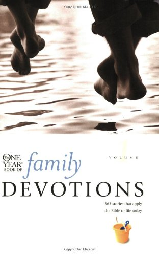 One Year Book of Family Devotions, Vol. 1