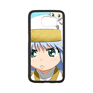 Samsung Galaxy S6 Cell Phone Case White Toaru Majutsu no Index D2283942