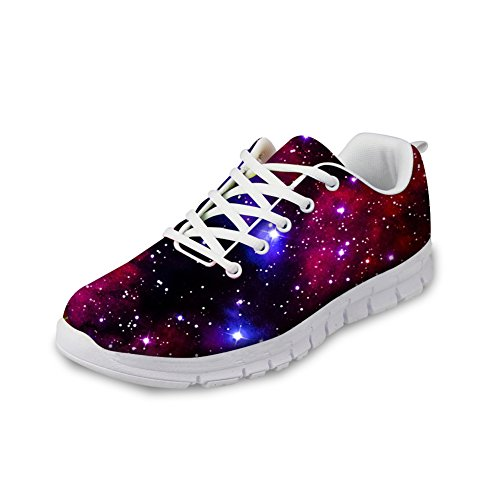 Abbracci Idea Galaxy Mens Moda Casual Sneakers Galaxy 8