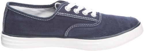 Blu marino Donna Chuckit Ox Lady Converse Sneaker 4wTROHq