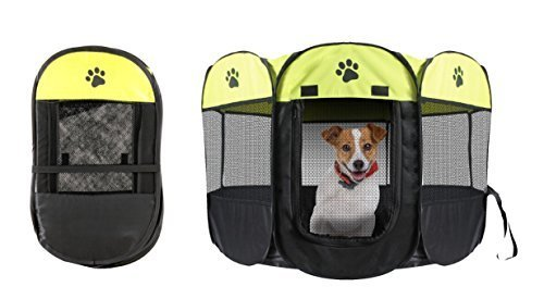 Unique Petz Portable Playpen, Large