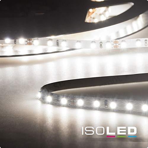 Isoled Marken LED Strip Micro 6mm breit, 600 LED, 24V, 14,4Watt m, 4000Kelvin, neutralweiß, 1080lm m, CRI93, dimmbar, flickerfree