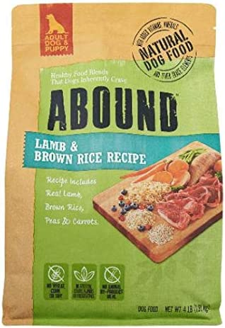 Abound Dry Puppy Food