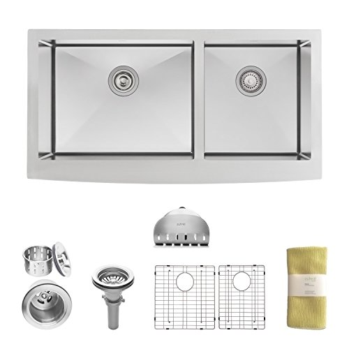 Zuhne Turin 36 Farmhouse Stainless