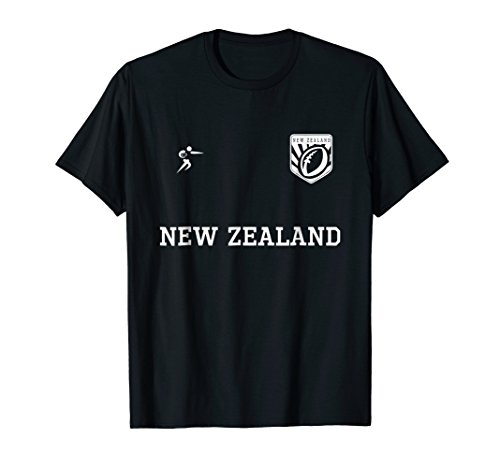 New Zealand Rugby Jersey Shirt