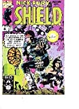 Nick Fury agent of Shield #25 Marvel
