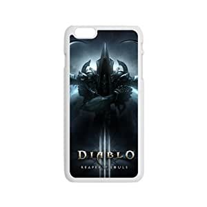 DIABLO 3 Reaper of Souls Cell Phone Case for Iphone 6