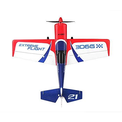 Remote Control Airplane XK A430 2.4G 5CH Brushless Motor 3D6G System RC Flying Glider EPS Aircraft Birthday Party Favor Plane Outdoor Sports Toys-Super Easy to Fly by Sipring (Image #5)