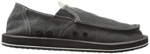 Mens Da Uomo Piccolissimo Slip On Pocket Carbon