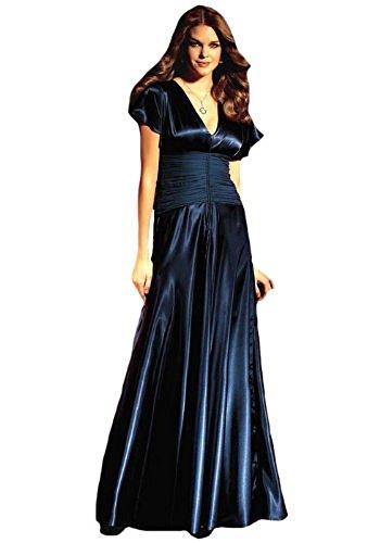 Gr 17 Abendkleid Laura 34 von Evening Scott mitternachtsblau Xq168