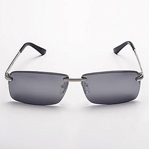 de Gafas de la Hombres YANXJING Minimalista de polarizadas los Las Nuevas Personalidad Moda de la Sol CwCSUqX