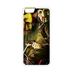 """AKERCY Saw Phone Case For iPhone 6 (4.7"""") [Pattern-4]"""