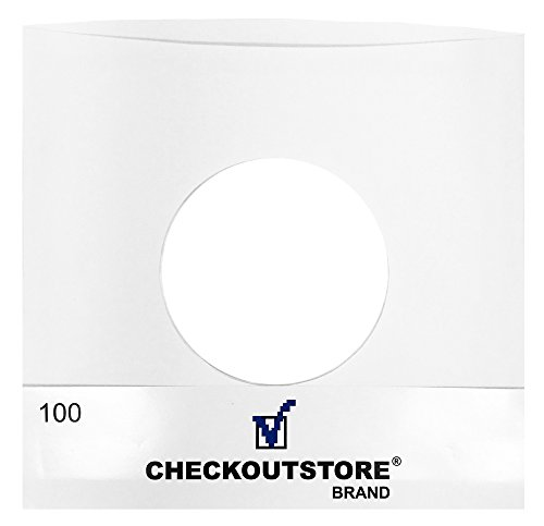 CheckOutStore Paper Record Sleeves Records