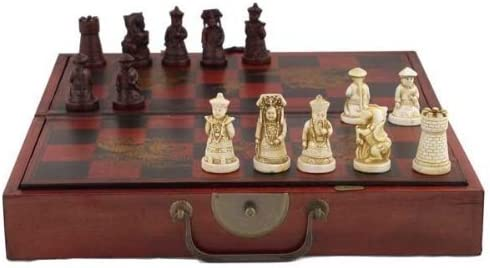 Collectible Chinese Antique Style Chess Game Set by Asian Home