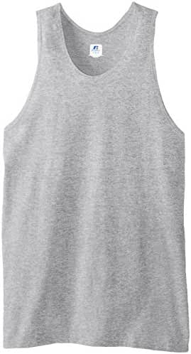 Russell Athletic Men's Basic Tank Top Top