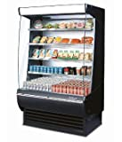open display case refrigerators - Turbo Air TOM-60-DX Vertical Open Display Case Extra Deep Cooler