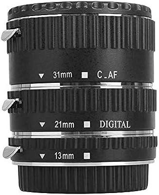 Meike Tubo de extensión automático Macro para Canon: Amazon.es ...
