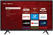 TCL 32S327-CA 1080p Smart LED Television (2019), 32&