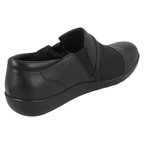 CLARKS CLARKS Shoes Gale Casual Medora Medora Womens Black HgnHzqOwx