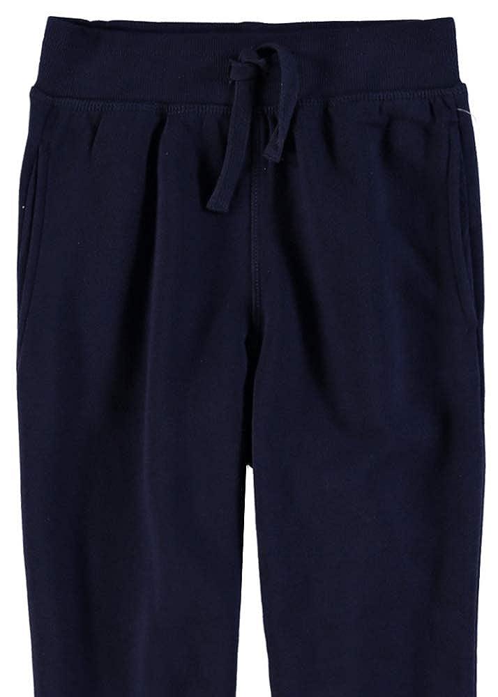 Con/çu Par Boys Fleece Lined Full-Zip Hooded Sweatshirt Jogger Sweatpants