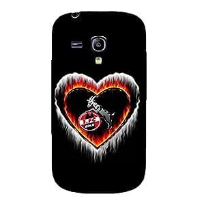FC Kln Phone Case Unique Design FC K?Ln Logo 3D Protective Hard Phone Case for Samsung Galaxy S3 Mini