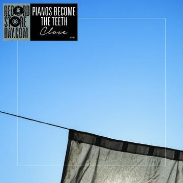 """Pianos Become The Teeth: Close (Colored Vinyl) Vinyl 7"""" (Record Store Day)"""