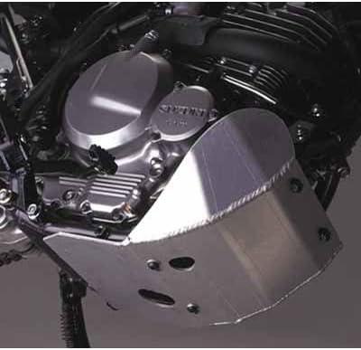 Ricochet Offroad Skid Plate Full Coverage for Kawasaki KLX250S 2009-2010